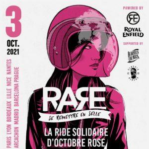 L'Affiche de la R.A.R.E. 2021